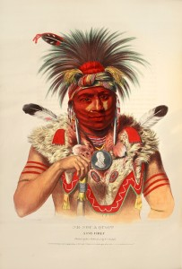&#8220;History of the Indian Tribes of North America&#8221; by McKenney