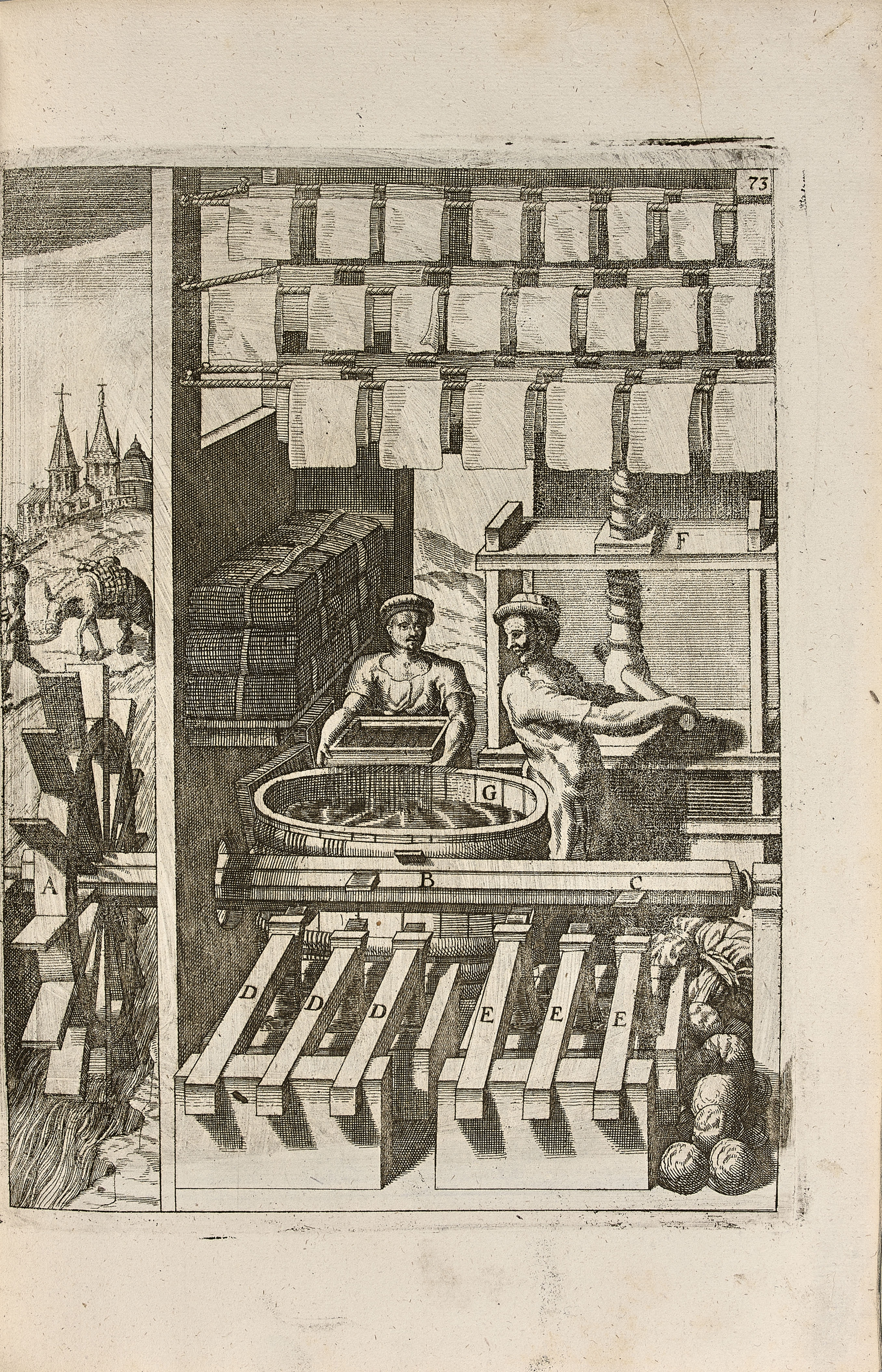 BOECKLER-Theatrum-machinarum-novum-First-edition-of-the-two-great-Baroque-works-illustrated-with-385-superb-and-interesting-engravings-about-machines-