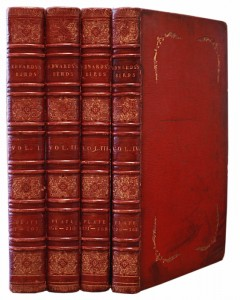 rare-books-first-edition-precious-books-EDWARDS-George-A-Natural-History-of-Birds-One-of-the-25-copies-