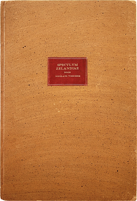 VISSCHER Nicholas Speculum Zelandiae dat is Een  A rare complete copy of rare books first edition pr...